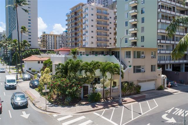 Photo of home for sale at 2153 Ala Wai Boulevard, Honolulu HI
