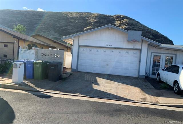 Photo of home for sale at 86-209 Leihua Street, Waianae HI