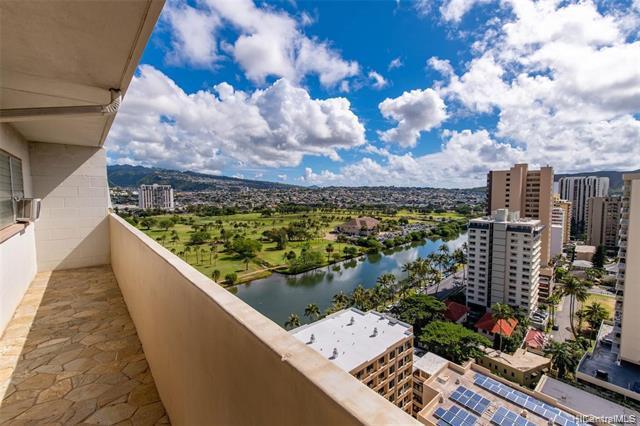 Photo of home for sale at 2421 Ala Wai Boulevard, Honolulu HI