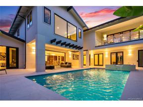 Property for sale at 4993 Kolohala Street, Honolulu,  Hawaii 96816