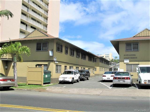 Photo of home for sale at 1424 Alexander Street, Honolulu HI