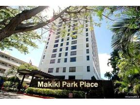 Property for sale at 1517 Makiki Street Unit: 405, Honolulu,  Hawaii 96822