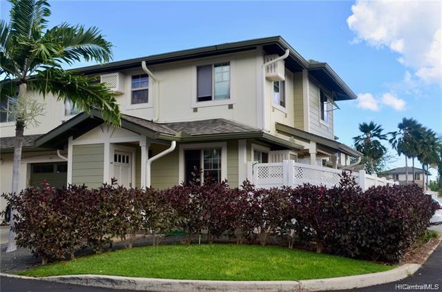 Photo of home for sale at 91-1191 Kaiau Avenue, Kapolei HI