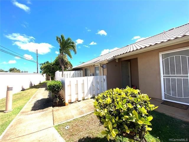 Photo of home for sale at 91-1288 Kaneana Street, Ewa Beach HI