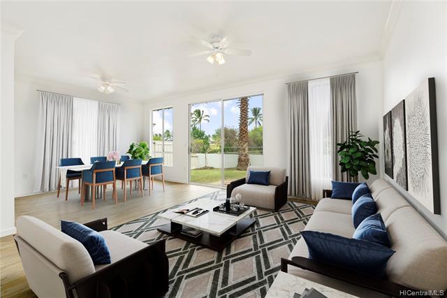 Photo of home for sale at 91-1036E Kalehuna Street, Kapolei HI