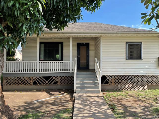 Photo of home for sale at 85-141 Plantation Road, Waianae HI