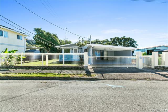 Photo of home for sale at 2203 Jennie Street, Honolulu HI