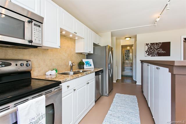 Photo of home for sale at 2029 Ala Wai Boulevard, Honolulu HI