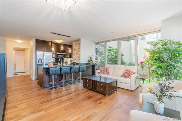 Photo of home for sale at 1189 Waimanu Street, Honolulu HI