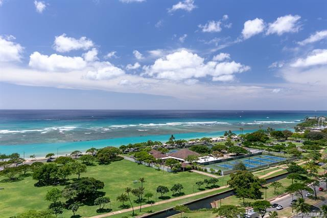 Photo of home for sale at 1350 Ala Moana Boulevard, Honolulu HI