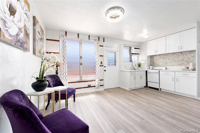 Photo of home for sale at 636 Nalanui Street, Honolulu HI