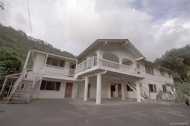 Photo of home for sale at 3140 Nihi Street, Honolulu HI