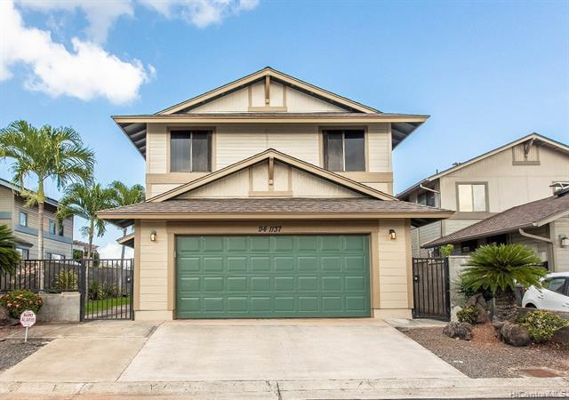 Photo of home for sale at 94-1137 Kaloli Loop, Waipahu HI
