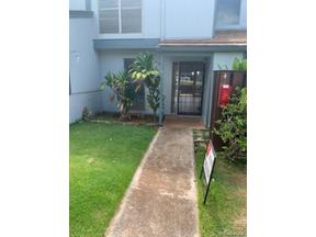 Property for sale at 92-988 Panana Street Unit: 4, Kapolei,  Hawaii 96707