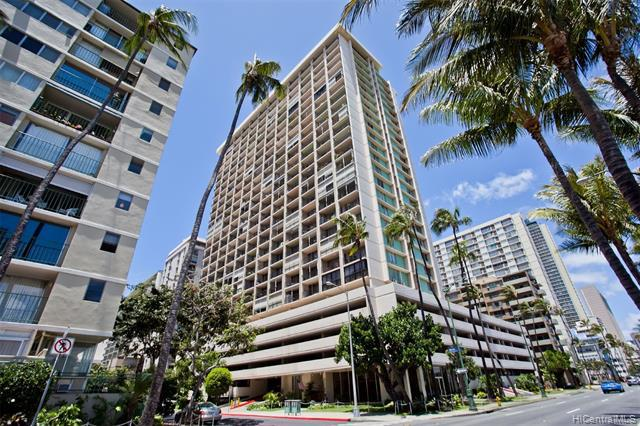Photo of home for sale at 2345 Ala Wai Boulevard, Honolulu HI