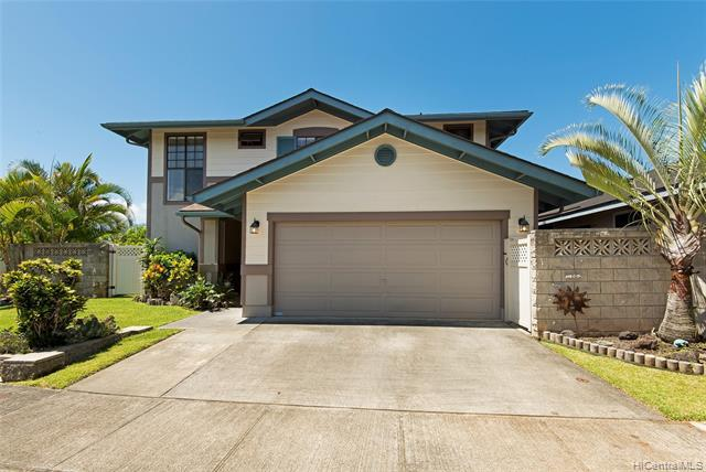 Photo of home for sale at 95-1105 Paalii Street, Mililani HI