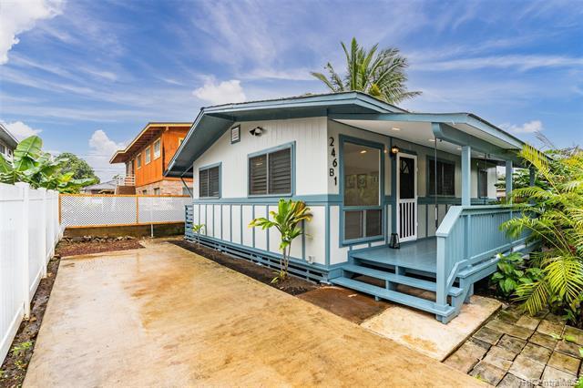 Photo of home for sale at 246 Olive Avenue, Wahiawa HI
