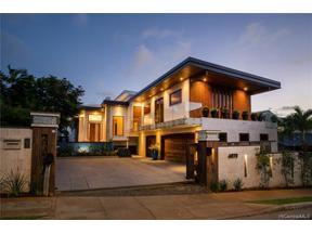 Property for sale at 4079 Kulamanu Street, Honolulu,  Hawaii 96816