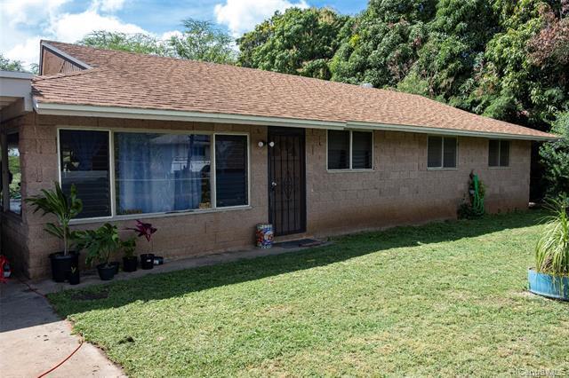 Photo of home for sale at 84-1069 Kaulaili Road, Waianae HI