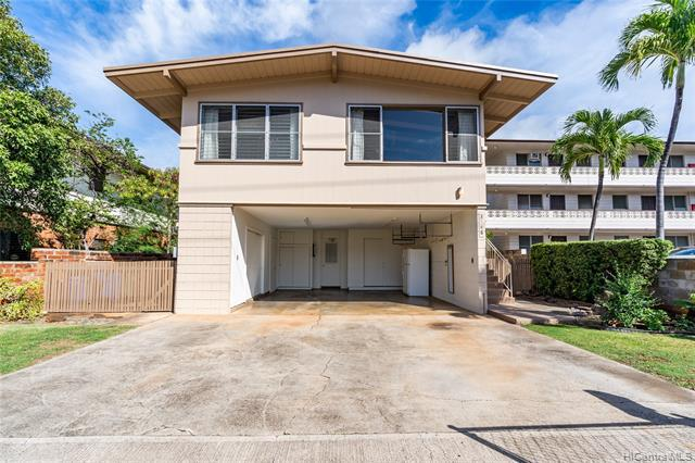 Photo of home for sale at 3148 Duval Street, Honolulu HI
