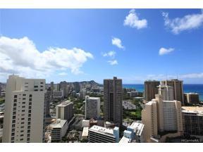Property for sale at 400 Hobron Lane Unit: 3414, Honolulu,  Hawaii 96815