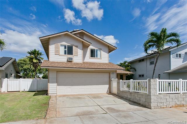 Photo of home for sale at 91-574 Puhilaka Place, Ewa Beach HI