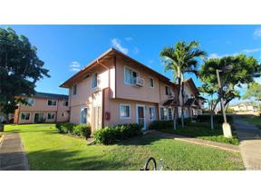 Property for sale at 91-1145 Kamaaha Loop Unit: 5A, Kapolei,  Hawaii 96707