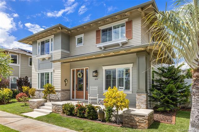 Photo of home for sale at 91-1024 Kaiamaloo Street, Ewa Beach HI