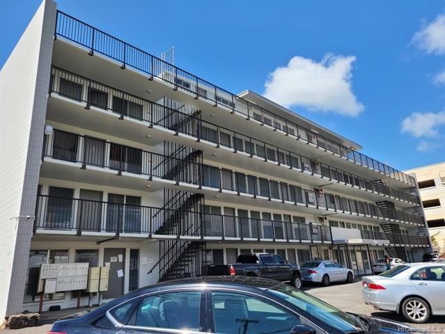 Photo of home for sale at 2501 Coyne Street, Honolulu HI