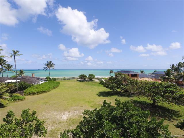 Photo of home for sale at 144 Kaapuni Drive, Kailua HI