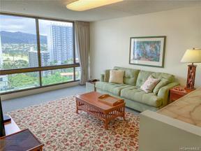Property for sale at 229 Paoakalani Avenue Unit: 1605, Honolulu,  Hawaii 96815
