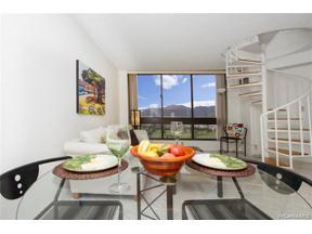 Property for sale at 300 Wai Nani Way Unit: PH14, Honolulu,  Hawaii 96815