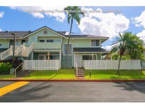 Property for sale at 94-1505 Waipio Uka Street Unit: B102, Waipahu,  Hawaii 96797