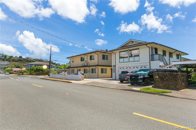 Photo of home for sale at 3375 Kaau Street, Honolulu HI