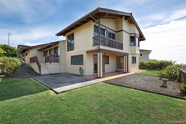 Photo of home for sale at 98-822 Ainanui Loop, Aiea HI