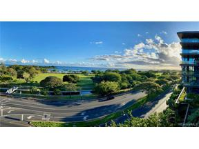 Property for sale at 1388 Ala Moana Boulevard Unit: 6501, Honolulu,  Hawaii 96814