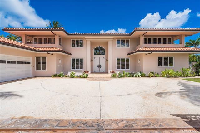 Photo of home for sale at 4769 Aukai Avenue, Honolulu HI