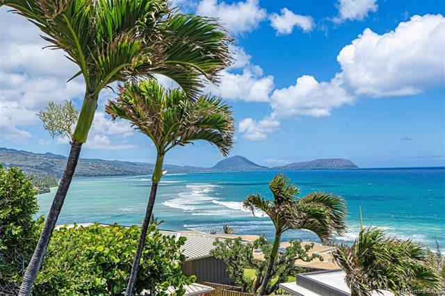 Photo of home for sale at 4161 Akulikuli Terrace, Honolulu HI