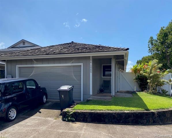 Photo of home for sale at 94-1045 Leomana Place, Waipahu HI