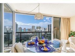 Property for sale at 444 Nahua Street Unit: 2107, Honolulu,  Hawaii 96815