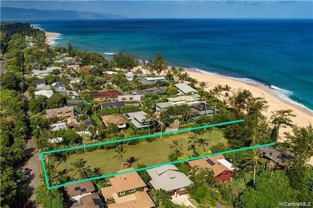 Photo of home for sale at 59-205 Ke Nui Road, Haleiwa HI