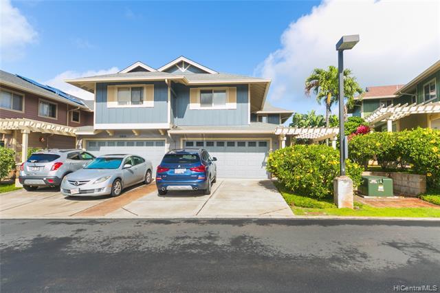 Photo of home for sale at 92-7167 Elele Street, Kapolei HI
