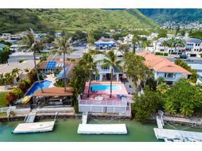 Property for sale at 6637 Hawaii Kai Drive, Honolulu,  Hawaii 96825