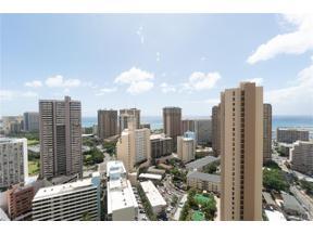 Property for sale at 400 Hobron Lane Unit: 3511, Honolulu,  Hawaii 96815