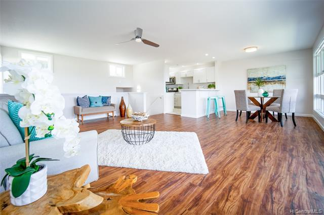 Photo of home for sale at 45-002 Kaneohe Bay Drive, Kaneohe HI