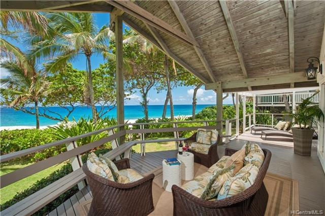 Photo of home for sale at 59-571 Ke Iki Road, Haleiwa HI