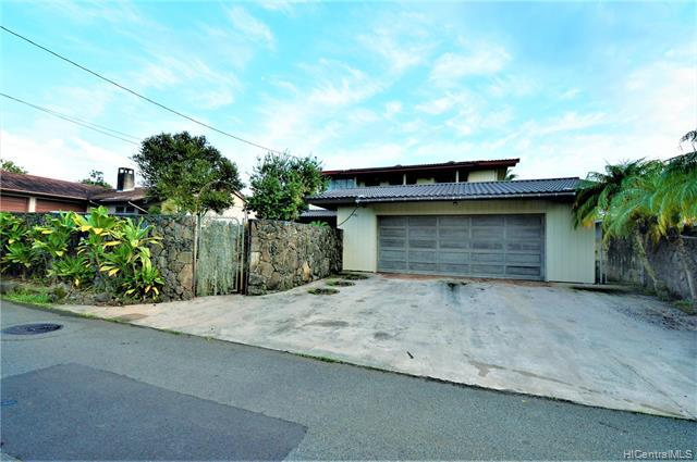 Photo of home for sale at 1657 Hoolulu Road, Wahiawa HI