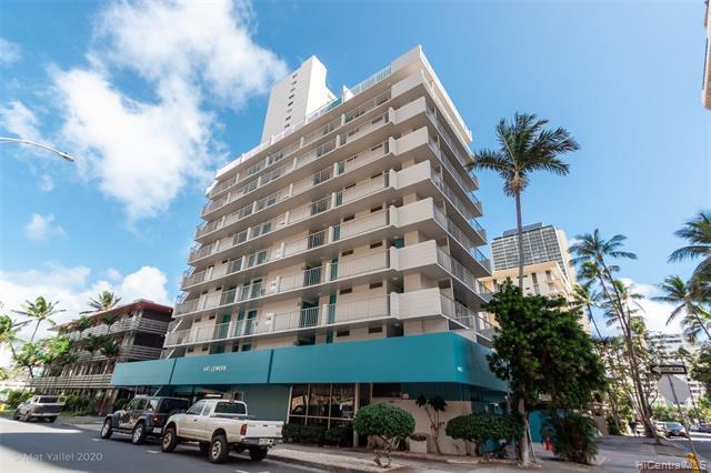 Photo of home for sale at 441 Lewers Street, Honolulu HI