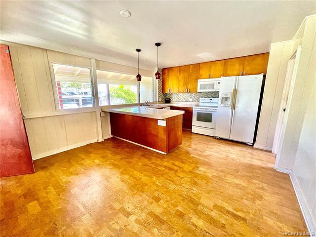 Photo of home for sale at 416 Kalama Street, Kailua HI