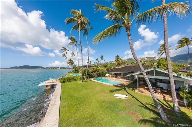 Photo of home for sale at 202 Wailupe Circle, Honolulu HI